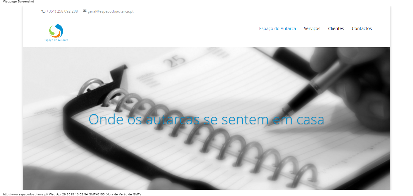 infogenial, websites, sítios web, web development, espaço do autarca, contabilidade autárquica, arcos de valdevez
