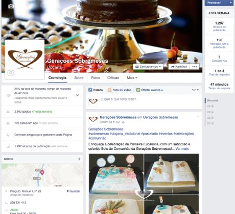 infogenial, gestao de redes sociais, geracoes sobremesas, arcos de valdevez